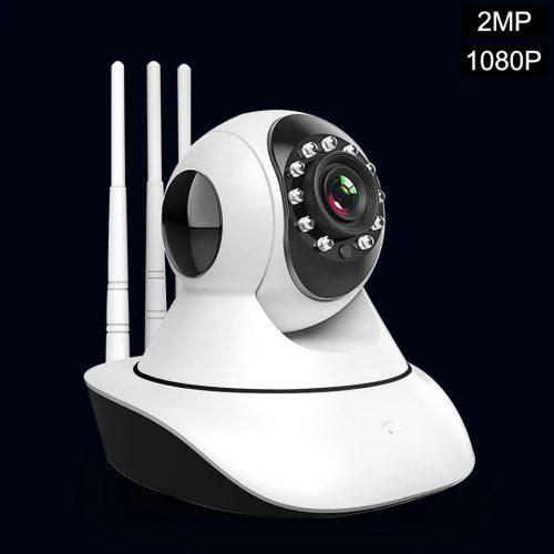 Камера за вътрешен монтаж с три антени