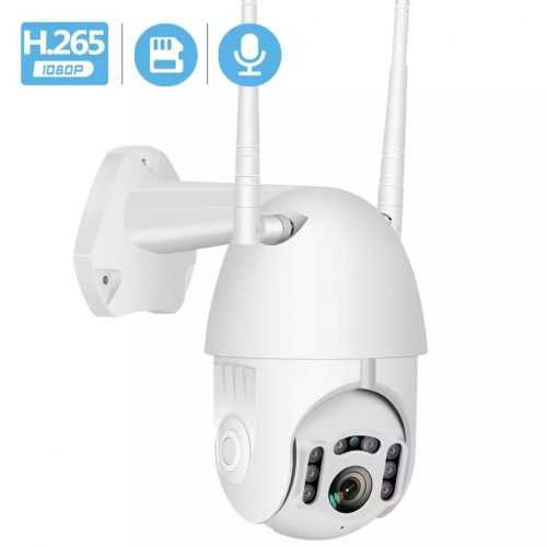 Камера за външен монтаж с две антени на едро и дребно 1
