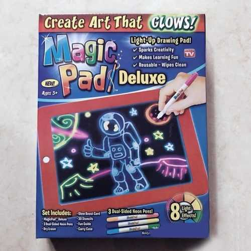 Magic Pad таблет за рисуване на едро и дребно 6