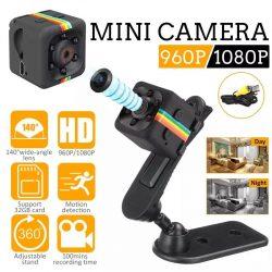 Шпионска мини камера SQ11 на едро и дребно 6