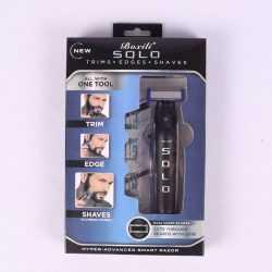 Мъжки тример за бръснене Solo на едро и дребно 5