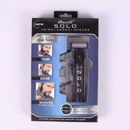 Мъжки тример за бръснене Solo на едро и дребно 1
