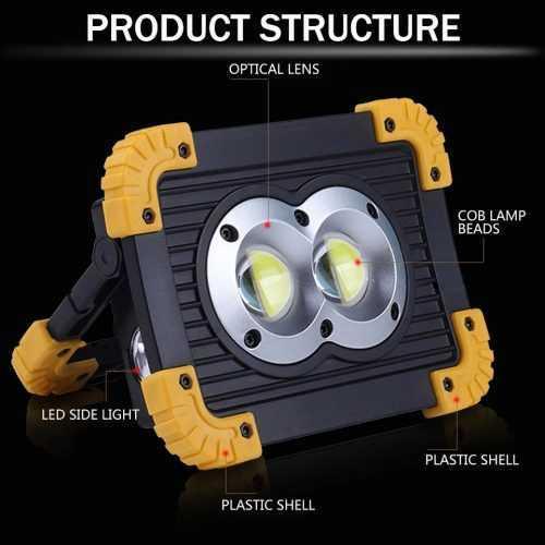 Работен прожектор 25 вата на едро