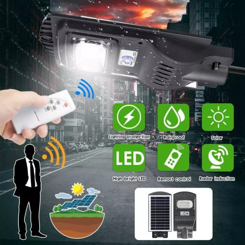 Соларна улична лампа 20 вата на едро и дребно 3