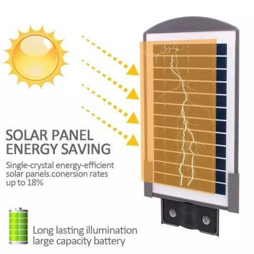 Соларна улична лампа 20 вата на едро и дребно 2