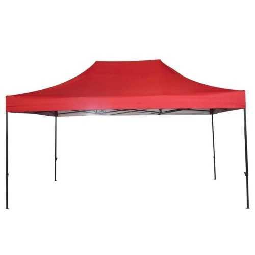 3х4.5 метра Градинска шатра тип Хармоника на едро 3