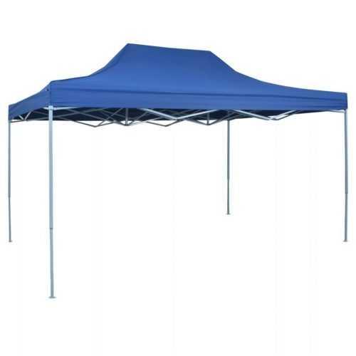 3х4.5 метра Градинска шатра тип Хармоника на едро 4