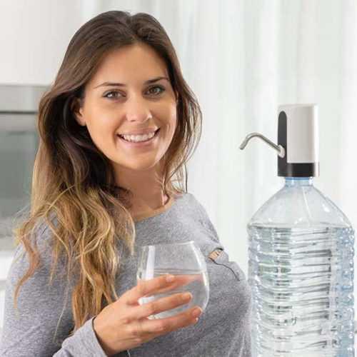 Автоматична електрическа помпа за вода на едро 5