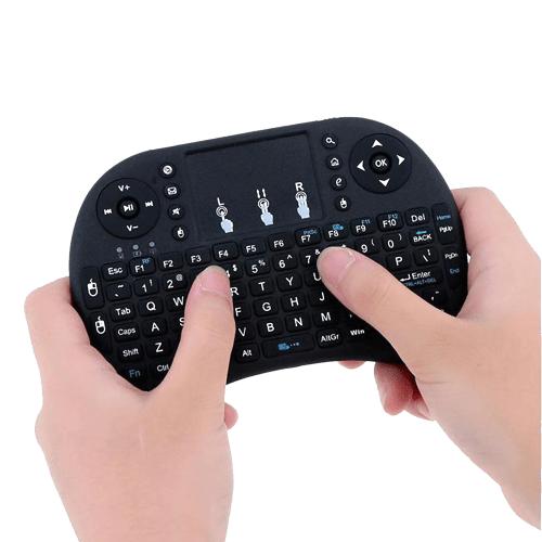 Универсална Безжична Мини Клавиатура за TV на едро 4
