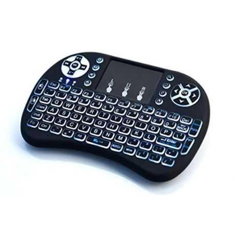 Универсална Безжична Мини Клавиатура за TV на едро 5