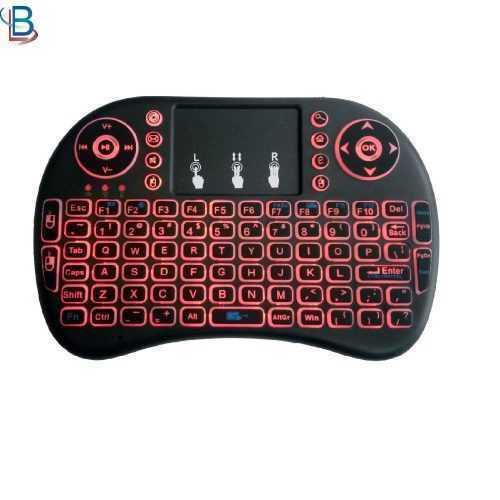 Универсална Безжична Мини Клавиатура за TV на едро 7