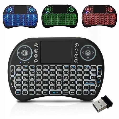 Универсална Безжична Мини Клавиатура за TV на едро 3