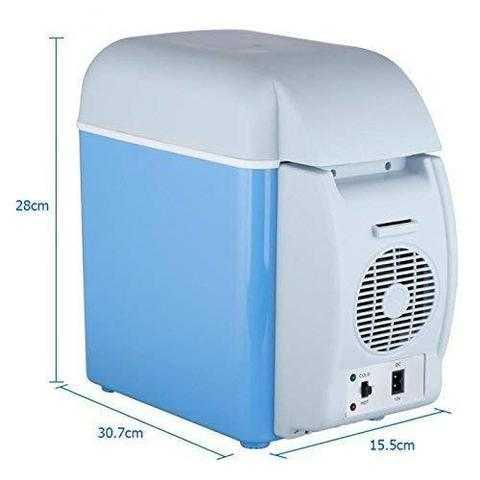 Хладилна чанта 7.5л/12V на едро 5