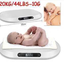 Кантар за бебе на едро 7