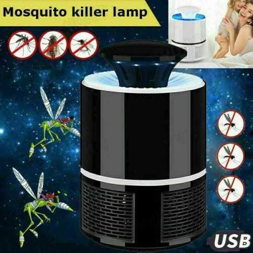 Лампа/Капан против комари мухи насекоми 5