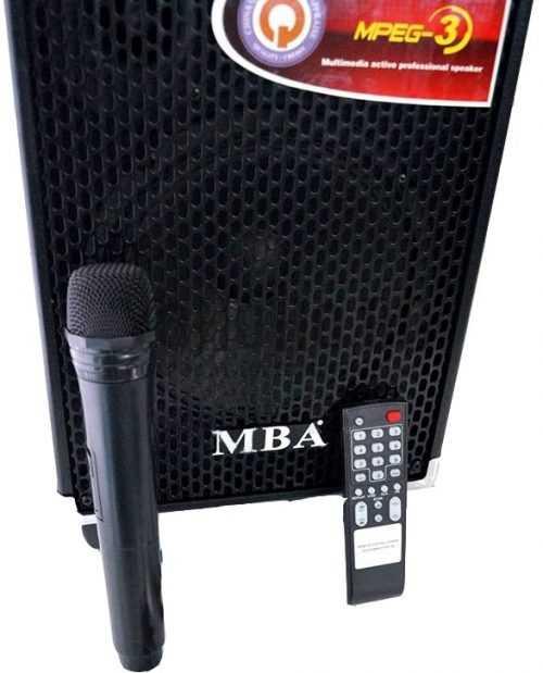 Караоке Тонколона MBA Q-8 на едро 3