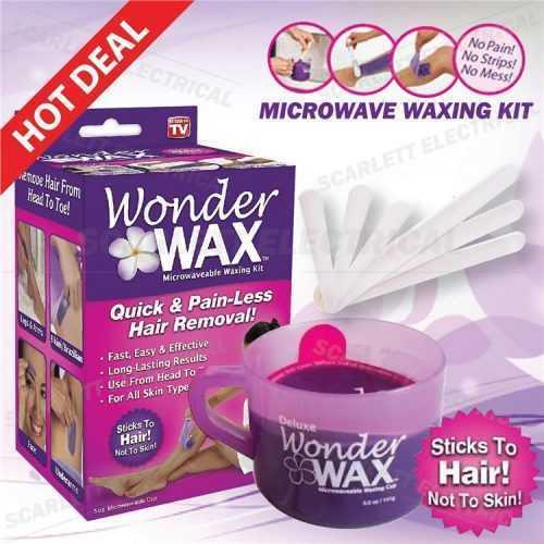 Кола маска за микровълнова фурна Wonder WAX 4