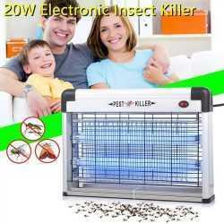 Лампа против насекоми Pest Killer 20W на едро 8