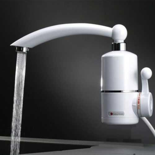 Проточен Смесител-Нагревател за вода на едро 3