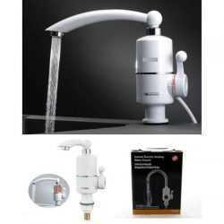Проточен Смесител-Нагревател за вода за стенен монтаж или за плот 9