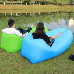 Надуваемо легло Bubble Bed на едро 10