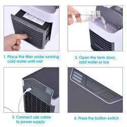Охладител за въздух Coolair Ultra на едро 15