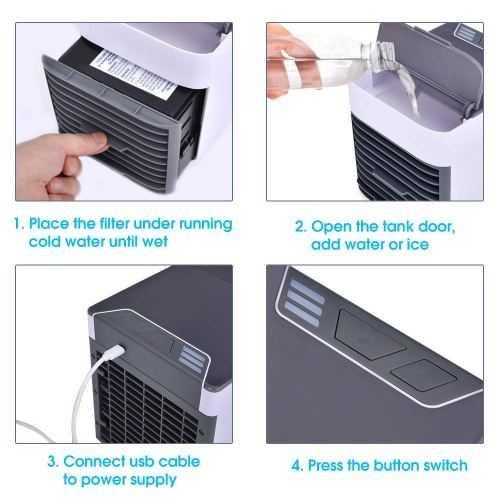 Охладител за въздух Coolair Ultra на едро 9
