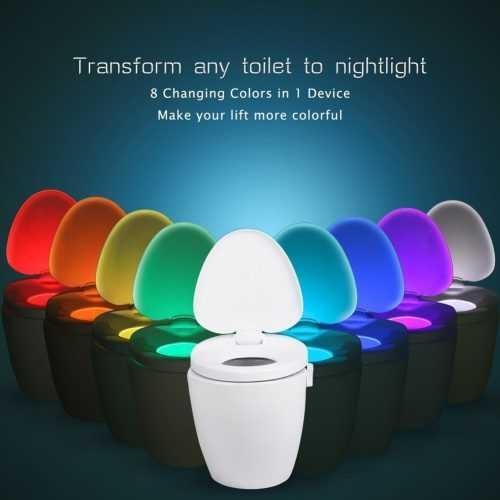 LED Осветление за Тоалетна на едро 3