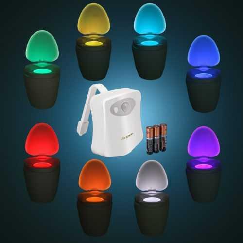 LED Осветление за Тоалетна на едро 4