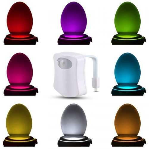 LED Осветление за Тоалетна на едро 5