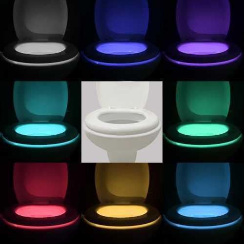 LED Осветление за Тоалетна на едро 6