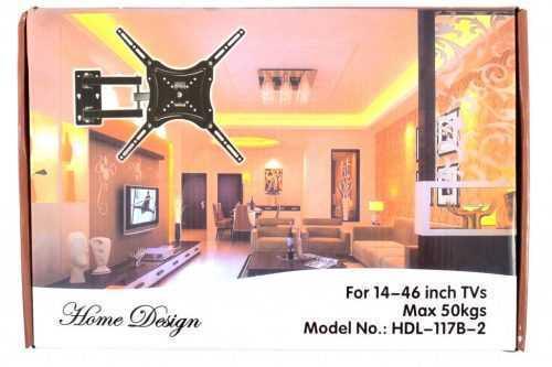 Подвижна стойка за телевизор 14-55 инча на едро 3