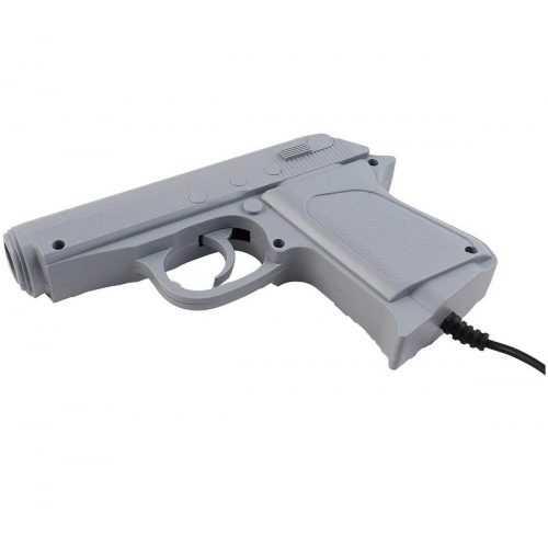 Ретро конзола с пистолет на едро 7