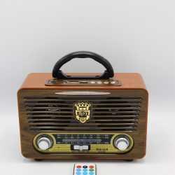 Ретро радио Meier 115BT на едро 8