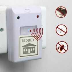 RIDDEX Ултразвуково устройство за борба с вредители 8