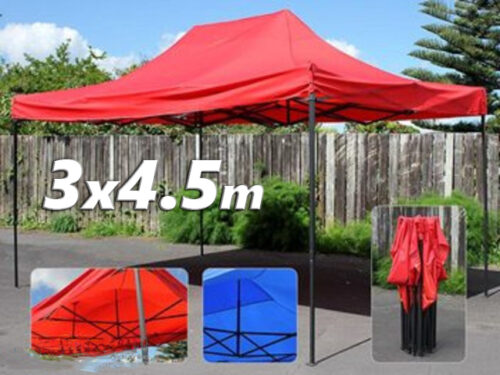 3х4.5 метра Градинска шатра тип Хармоника 3