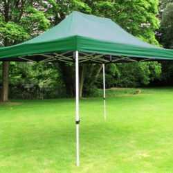 3х4.5 метра Градинска шатра тип Хармоника на едро 7