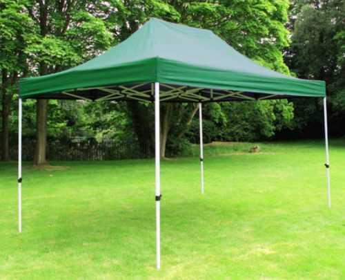 3х4.5 метра Градинска шатра тип Хармоника на едро 5