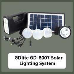 Соларна Система GD LITE 8007 на едро 9