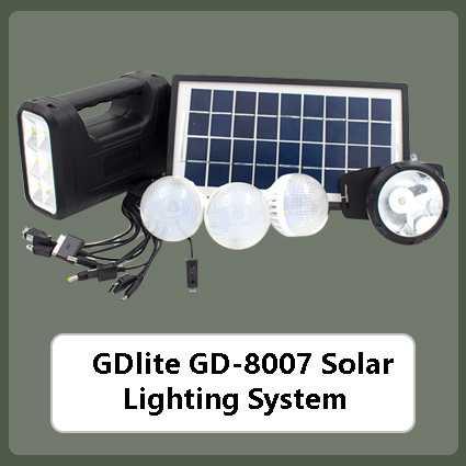 Соларна Система GD LITE 8007 на едро 5