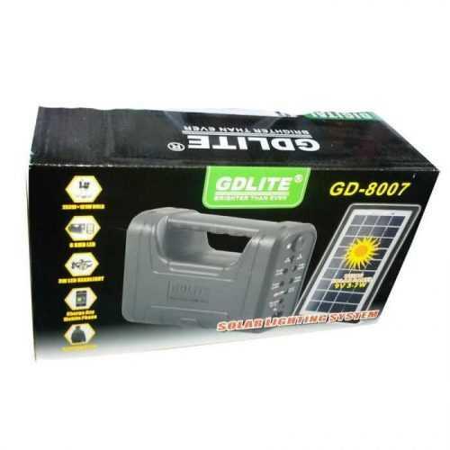 Соларна Система GD LITE 8007 на едро 7