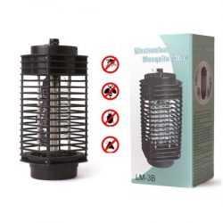 Компактна UV Лампа срещу комари на едро 7