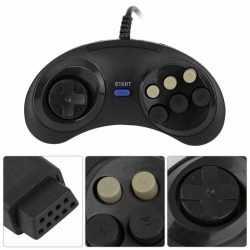 Видео конзола Sega на едро 8