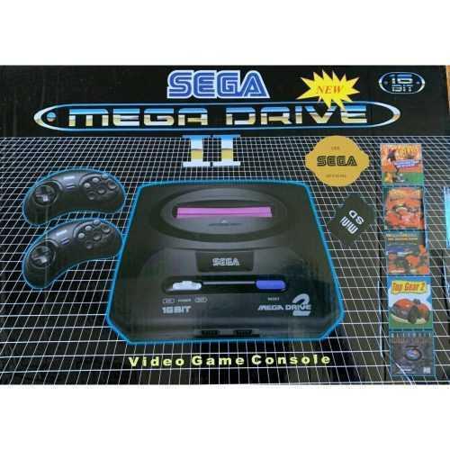 Видео конзола Sega на едро 6