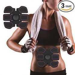Мобилен електростимулатор за мускули SIX PACK EMS на едро 9