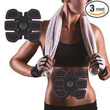 Мобилен електростимулатор за мускули SIX PACK EMS на едро 6
