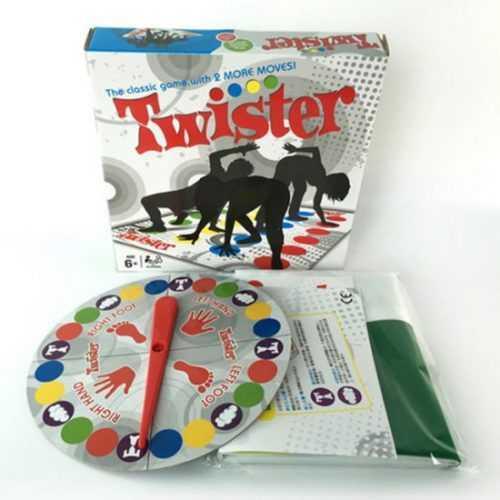 Игра Twister – Туистър на едро и дребно 3