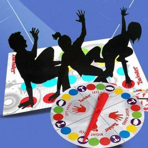 Игра Twister – Туистър на едро и дребно 4
