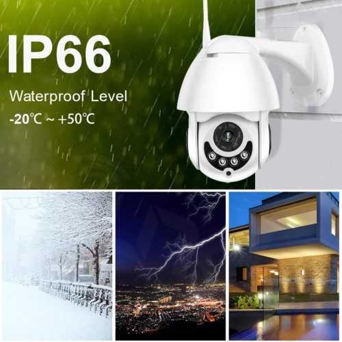 Куполна камера Icsee камера Full HD на едро и дребно 6