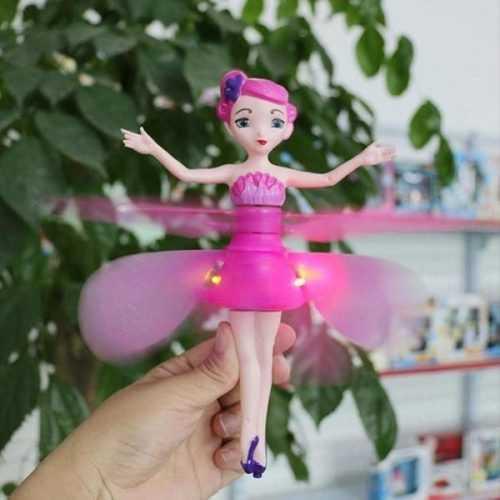 Летяща кукла Елла от Замръзналото Кралство 6